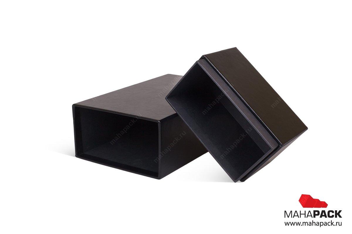 подарочная упаковка коробка с внутренним бортом