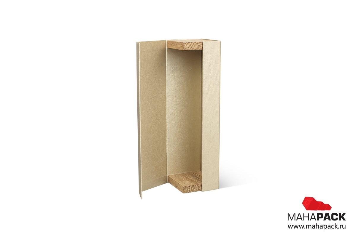 оригинальная коробка для новогодних подарков