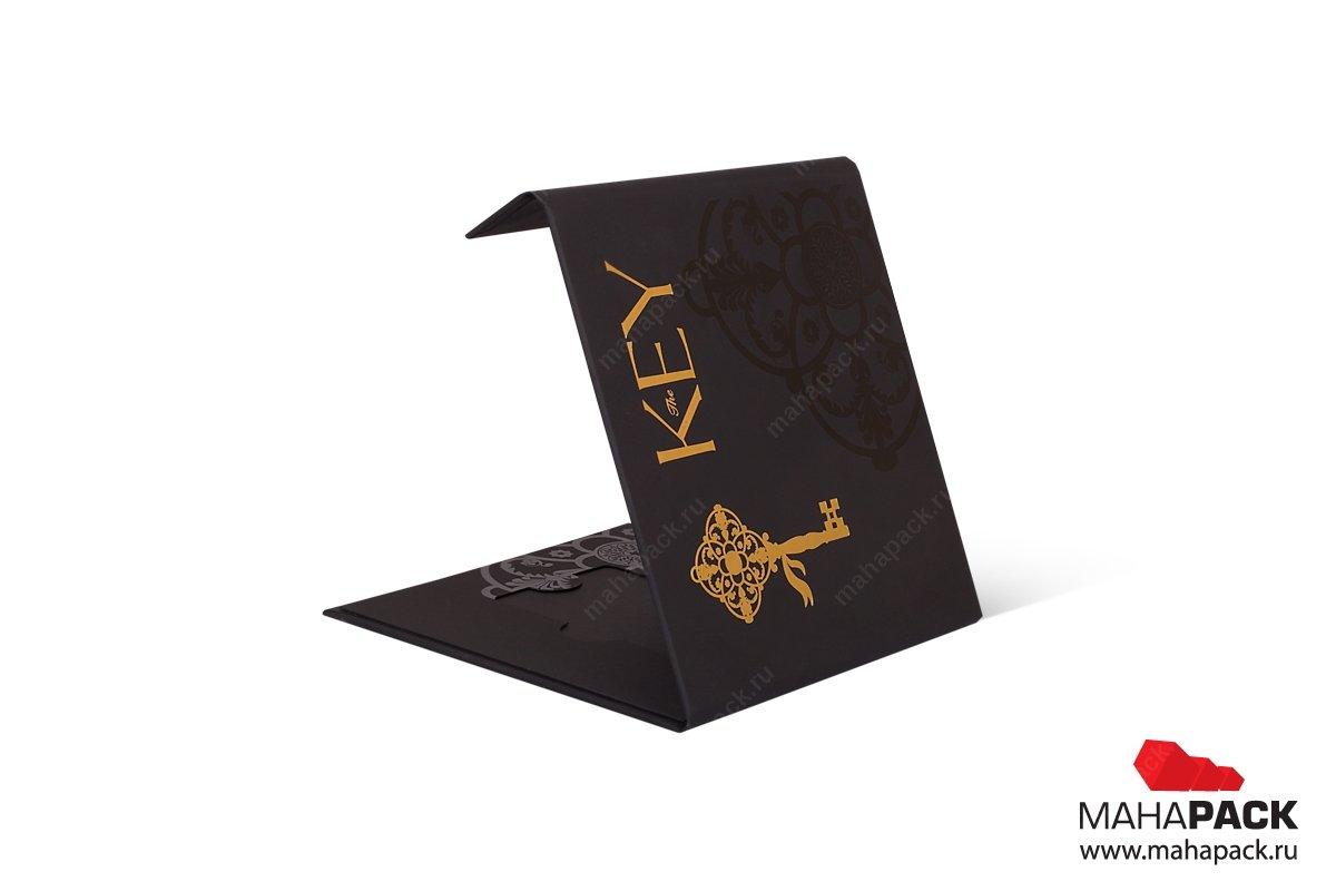 подарочная коробка для кредитной карты на магните