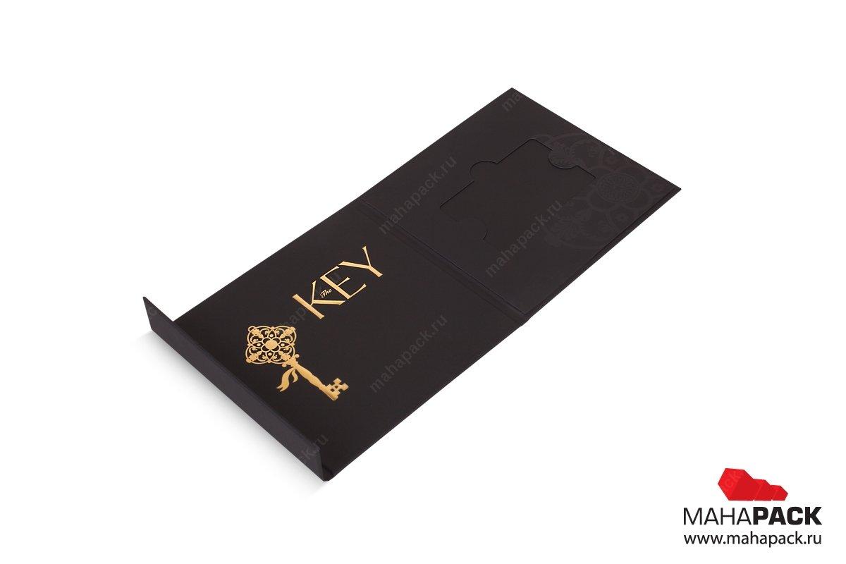 подарочная коробка для кредитной карты на заказ