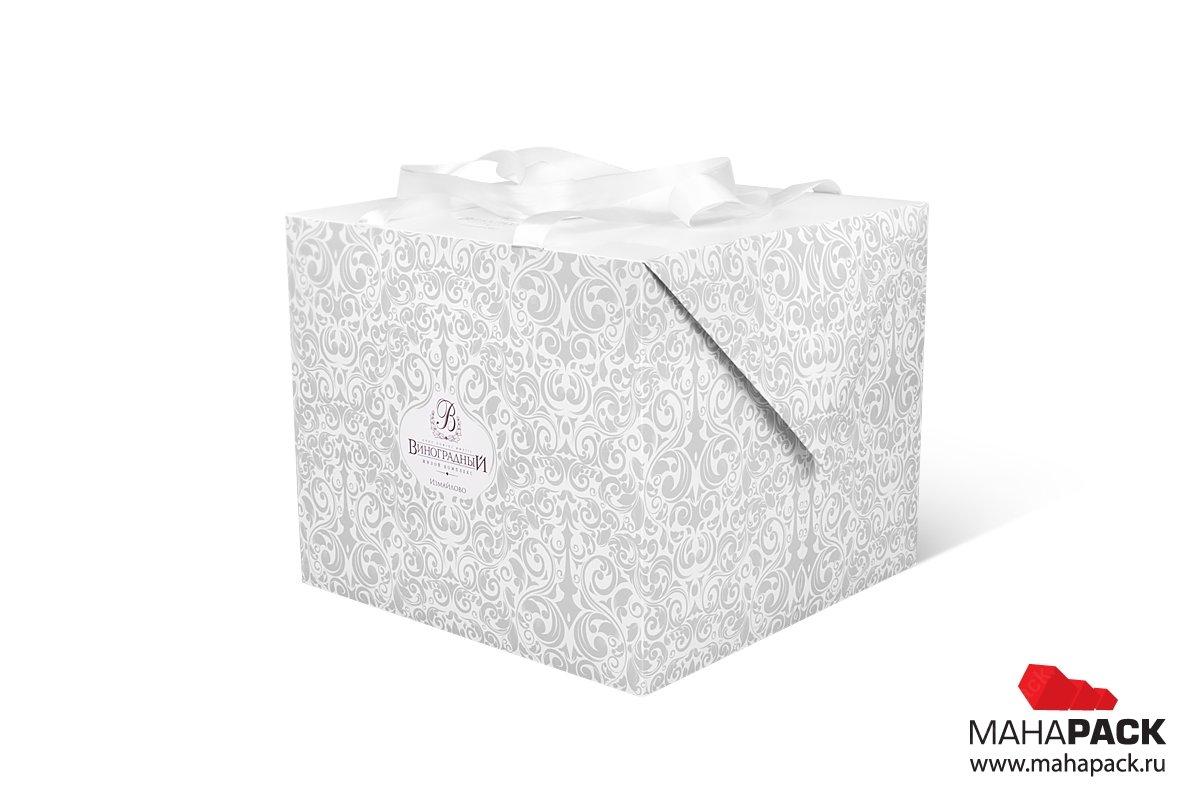 заказать подарочные коробки в пакете