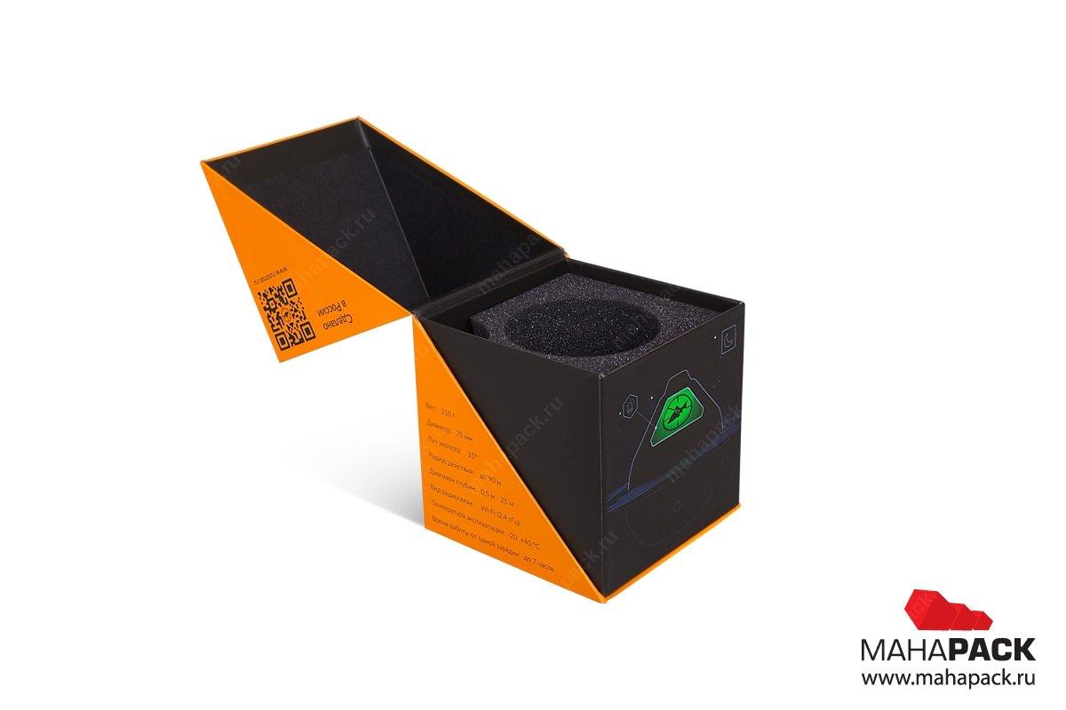 производство коробок на заказ с ложементом