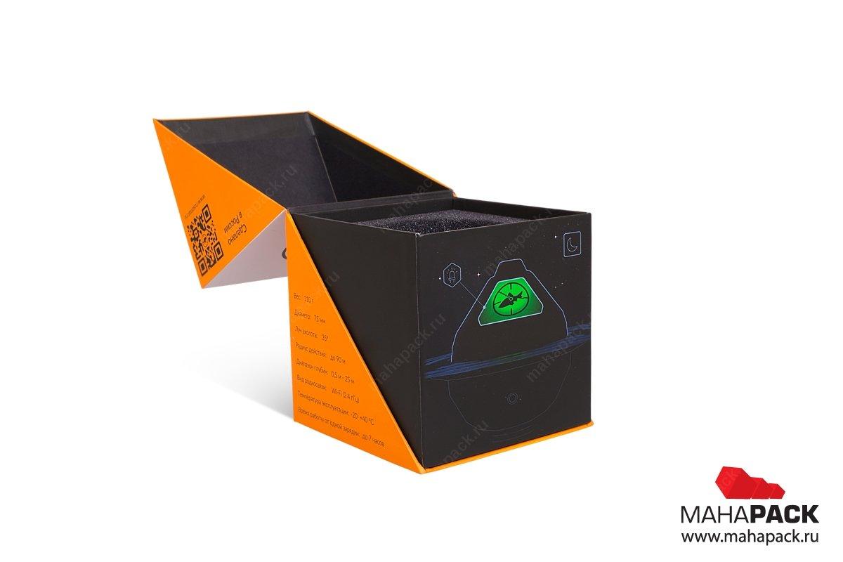 производство коробок на заказ в Москве